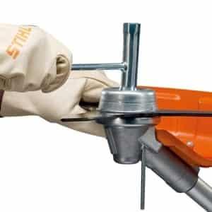 Locking plug-in bolt
