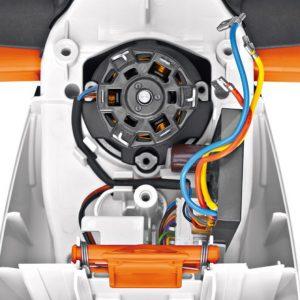 STIHL EC engine